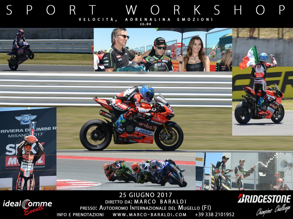 Sport workshop fotografia